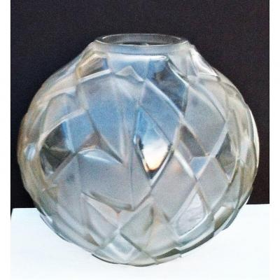 Vase Art-deco A.Hunebelle Et R. Cogneville