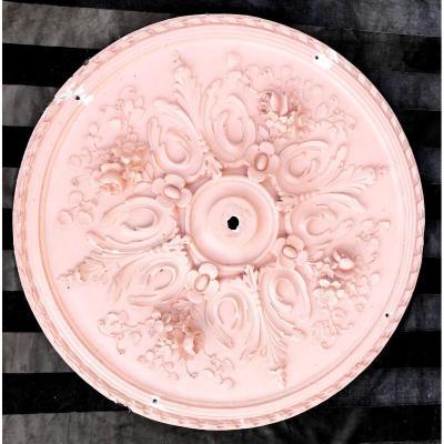 élément de Décoration Intérieur Rosace staff De Style Louis XVI