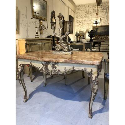 Ravissante Table De Milieu