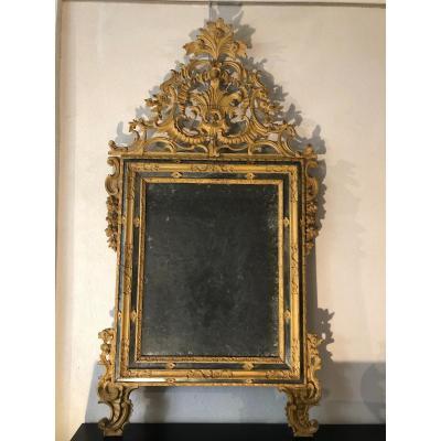 Splendide Miroir «polenta Giallo»