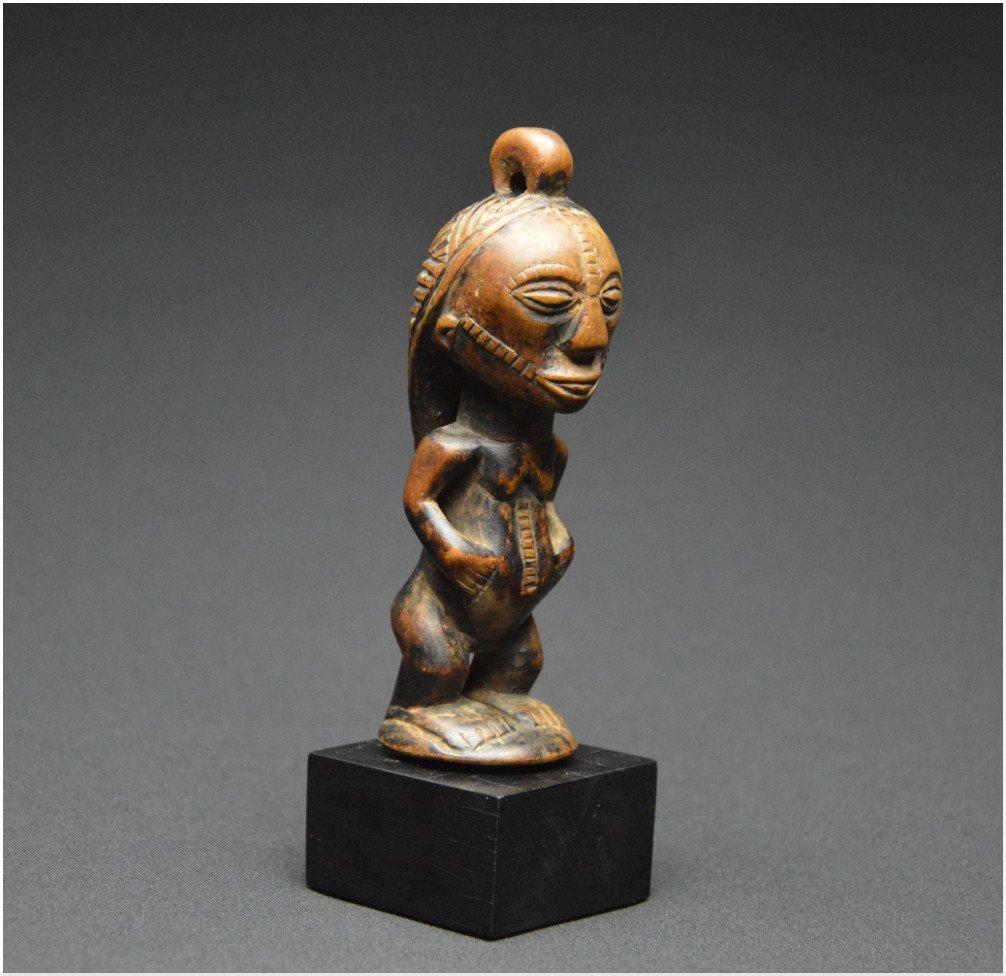 République Démocratique du Congo, Première moitié du XXème siècle, Petit fétiche Luba