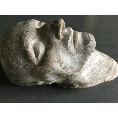 Mortuary Mask Napoleon Bonaparte Signed Antommarchi