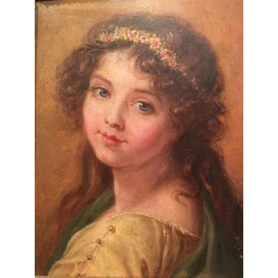 Portrait De Femme XIX