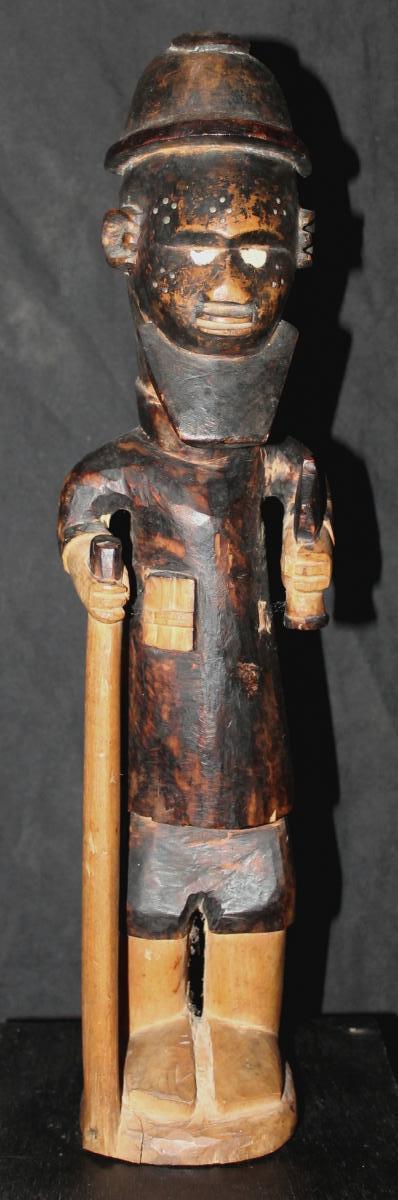 Statue Bembé - R.D.C. (ex-Zaïre)