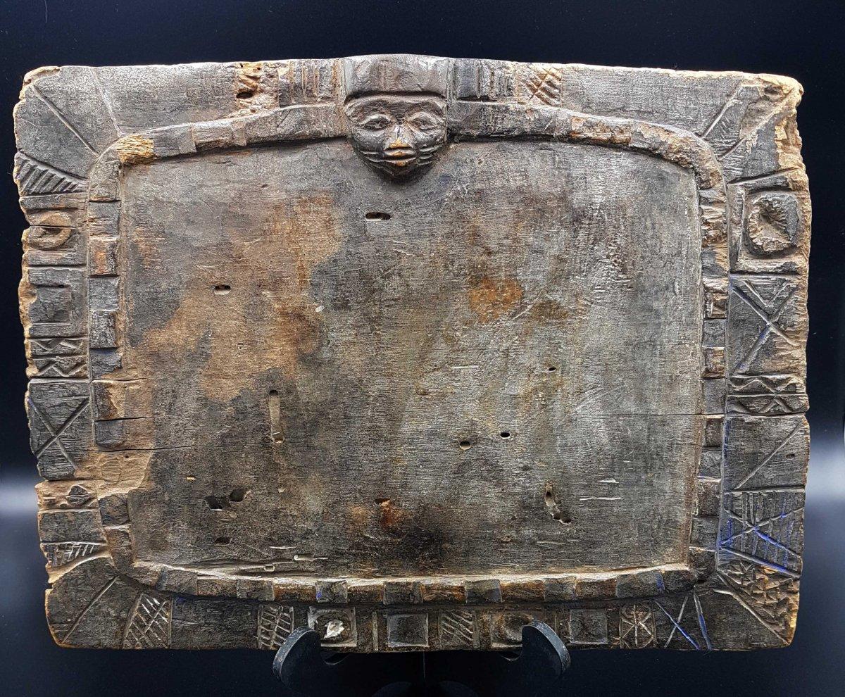 Divination Plate Ifa - Yurba