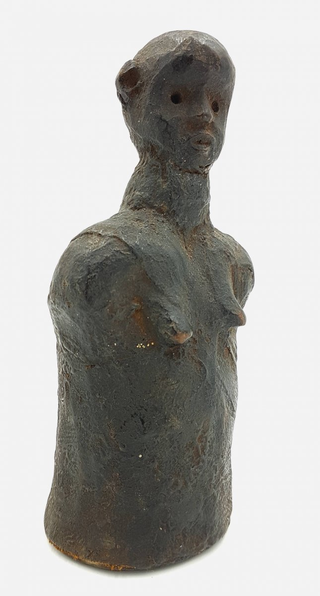 Bust Of Woman People Pare Tanzania