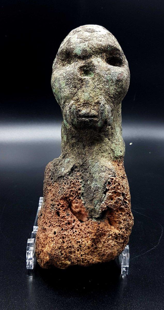 Sao 03 Statue - Chad