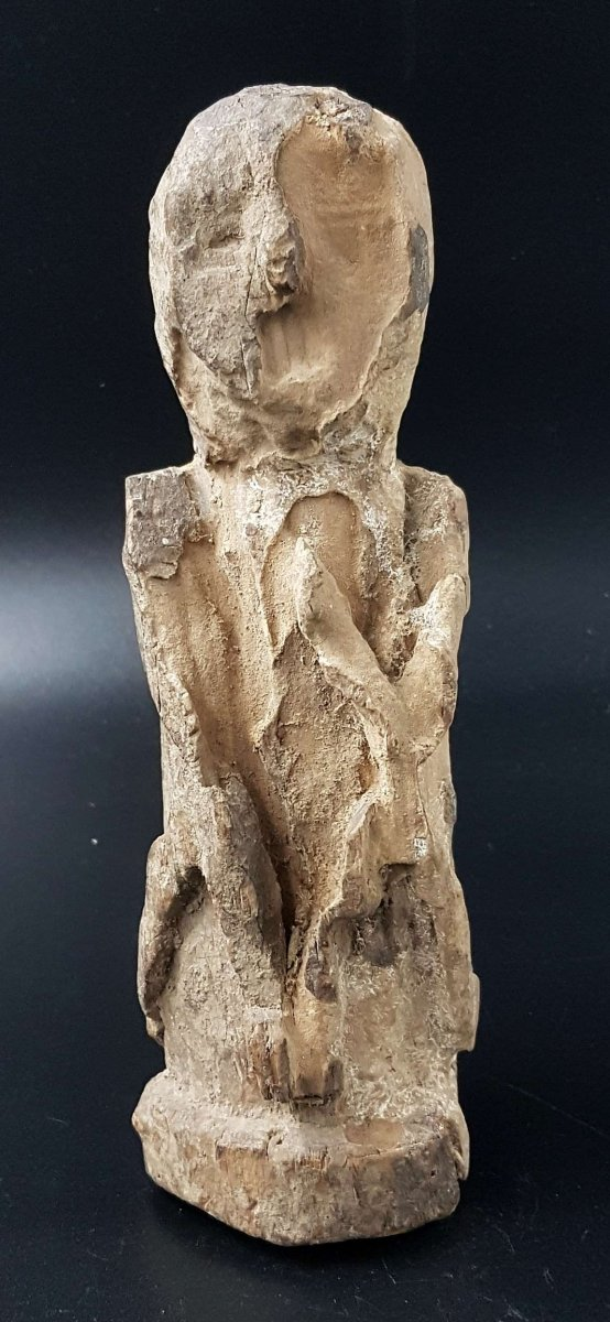 Shamanic Guardian Protector Figure, Middle Mountains, Western Nepal