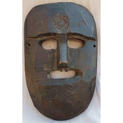 Shaman Mask 01- Nepal -