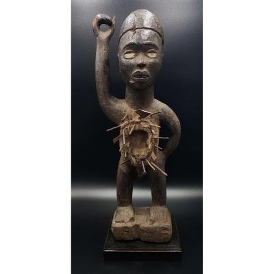 Fétiche Nkisi, Kongo, R.d.c.