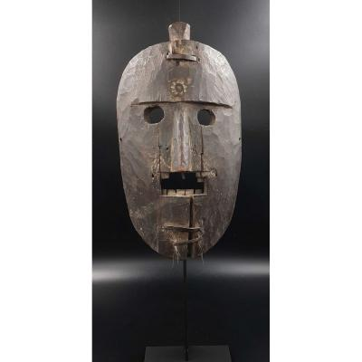 Shaman Mask, Humla Region, Nepal