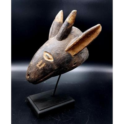 Baoulé Mask, Ivory Coast