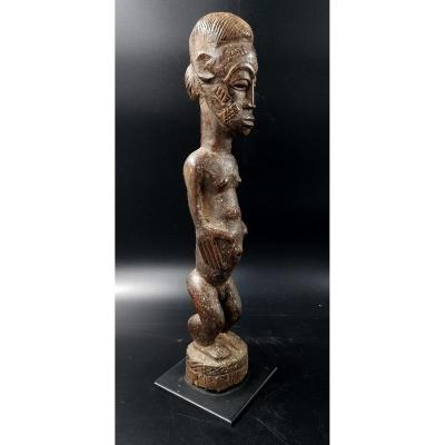 Baoulé Male Figure - Ivory Coast
