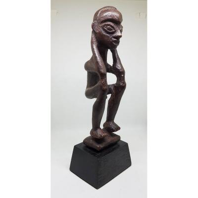 Sapo-sapo Cult Statue (basongye) - D.r.c.