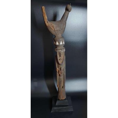 Figure From Buka Island Bougainvile Region, Solomon Islands