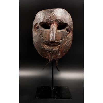 Himalayan Mask, West Nepal