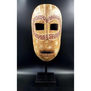 Grand Masque Nsembu des Kumu (komo), République Démocratique Du Congo