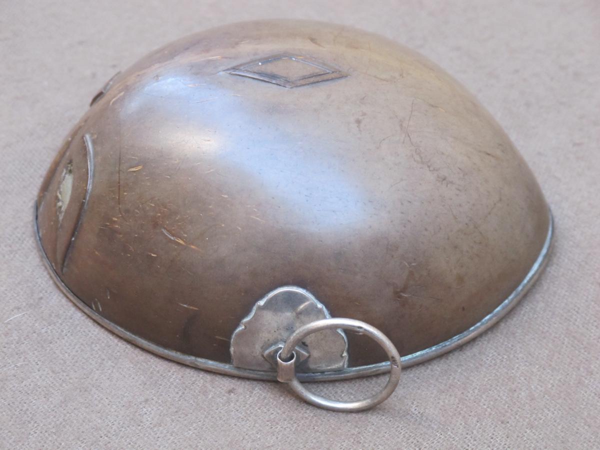 Timpani De Coco Nuts Hunting Work Ponton Circled Silver