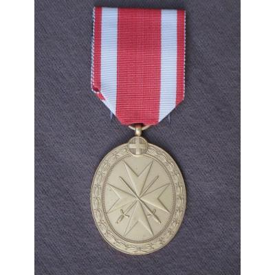 Médaille Décoration de l'ordre de Malte Mérite Militaire