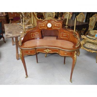 Bureau De Dame Style Louis XV