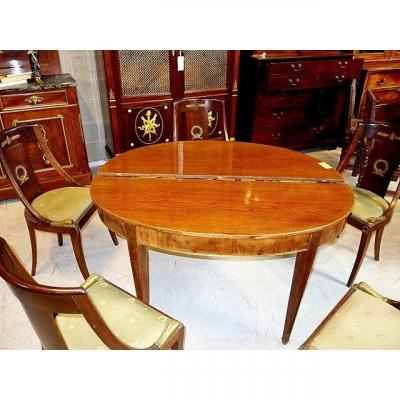 Table And 5 Chairs Empire