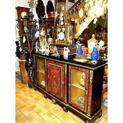 Boulle Marquetry Dresser