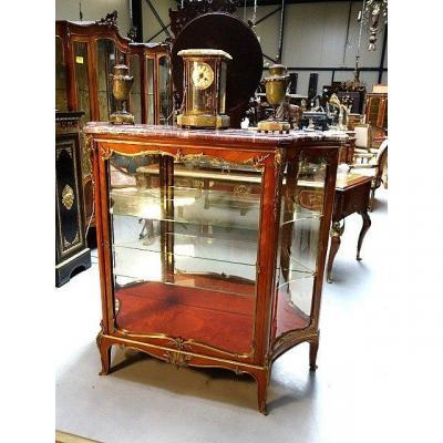 François Linke Display Cabinet