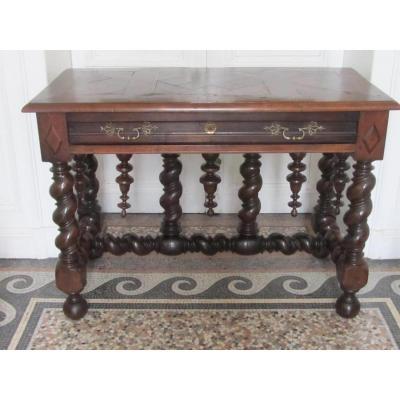 table-console époque XVIIème