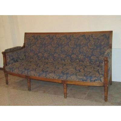 Directoire Style Sofa