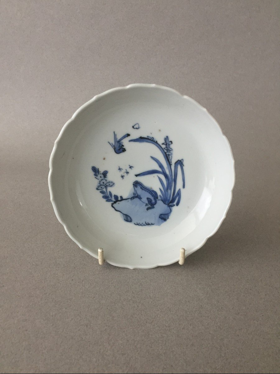 Chine: Coupelle en Porcelaine 17ème