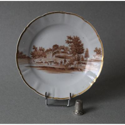 China: Cup For The American Market Early 19th Century