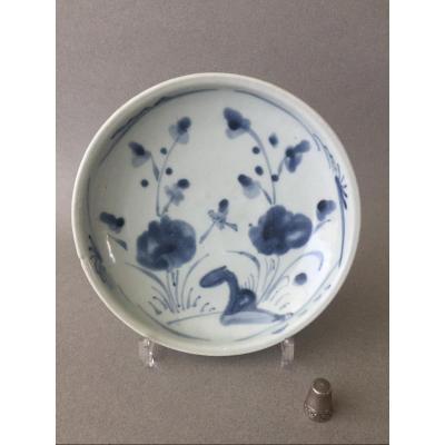 Chine: Coupelle en  porcelaine Swatow 1620 - 1640