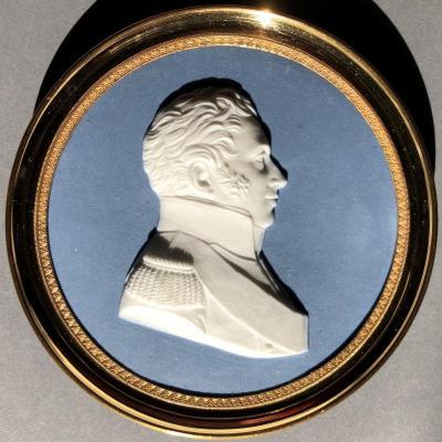 Biscuit De Sèvres: Charles Ferdinand d'Artois, Duke Of Berry