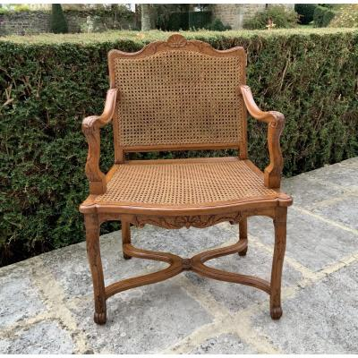 Cabinet Or Office Armchair, Regence Period