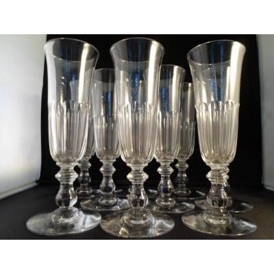 9 Flutes Crystal XIX