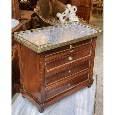 Louis XVI / Directoire Period Mahogany Commode
