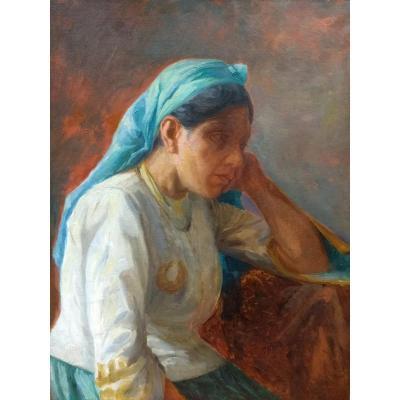 Algerian Hst By Louis Granata