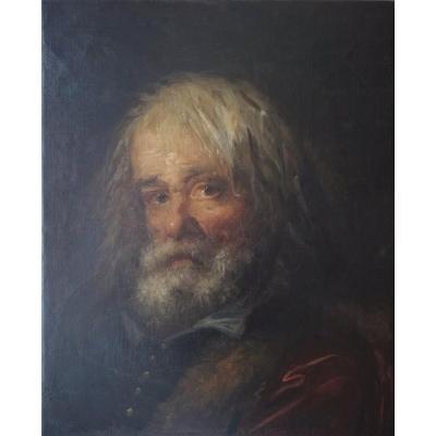 Portrait d'Homme 19e