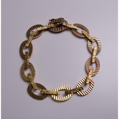 Gold Bracelet, C.1950