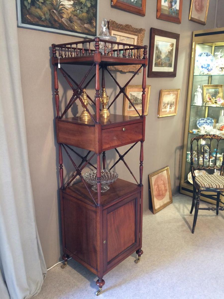 Mahogany High Cabinet-photo-1