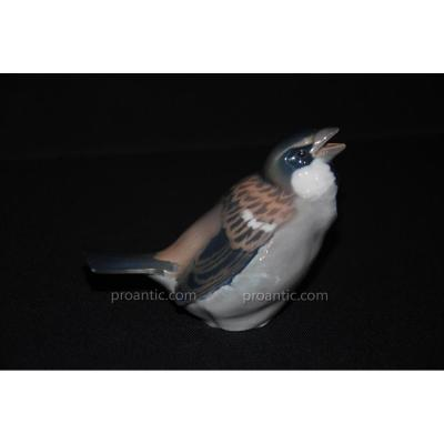 Sparrow Royal Copenhagen Porcelain