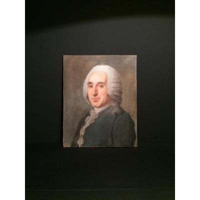 Portrait du Président Durey de Meinière (1705-1785)
