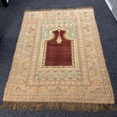 Kayseri Prayer Rug Circa 1900