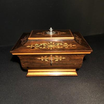 Jewellery Box Charles X Period