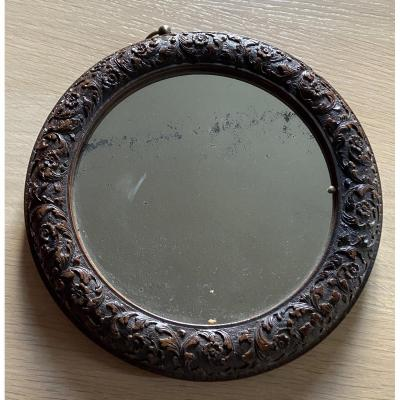 Miroir En Bois De Sainte Lucie