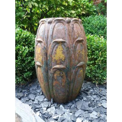 Iron Cast Iron Vase ...