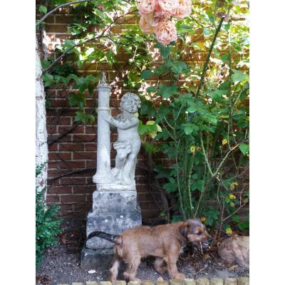 Statue De Jardin....putti