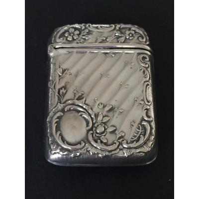 Pyrogen 1900 Rocaille Style Sterling Silver