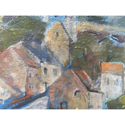 Pierre Louvrié Luxembourgish Painter