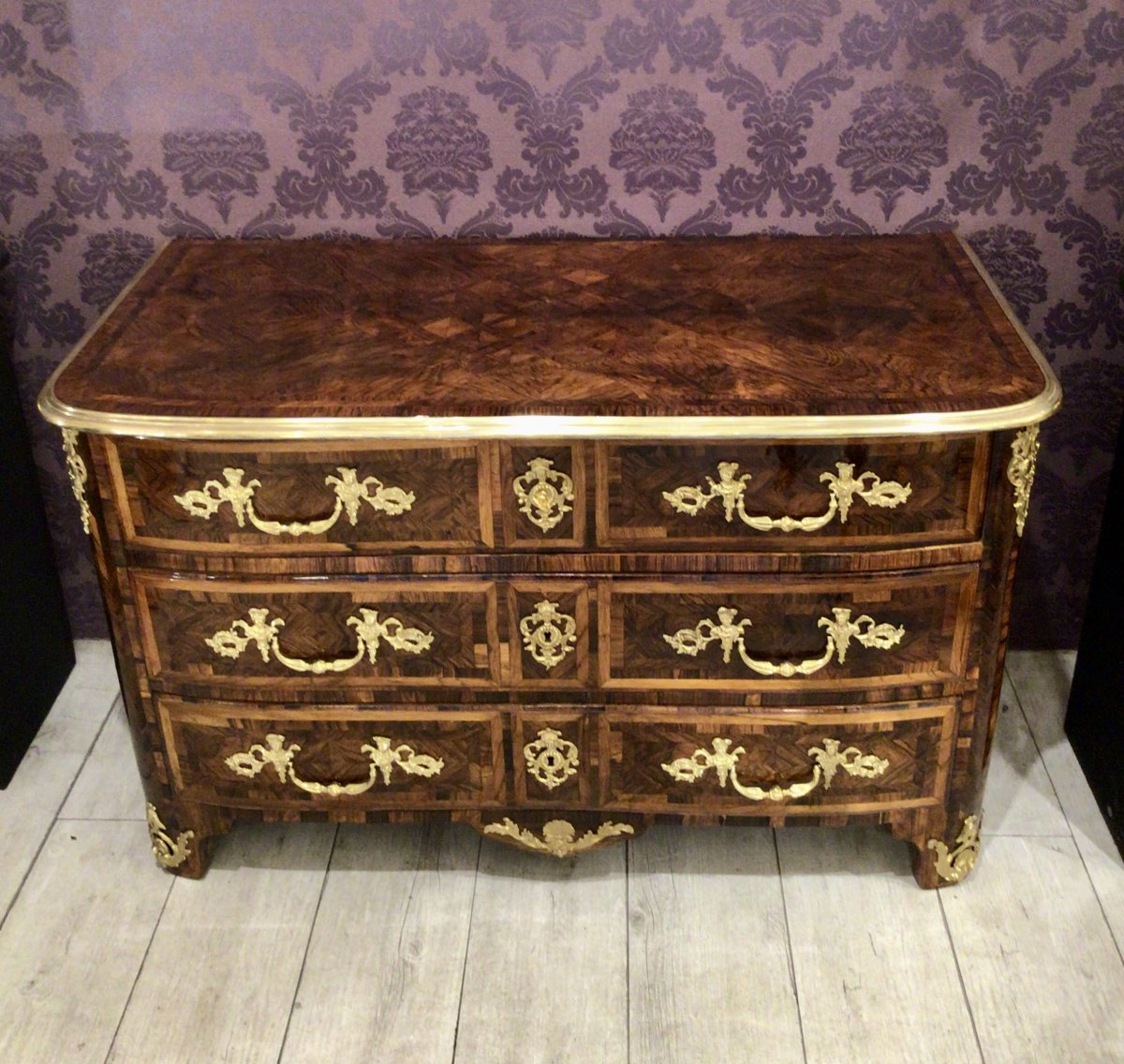 Louis XIV Chest Of Drawers